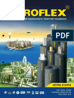 Aeroflex Metric Catalogue and submittal