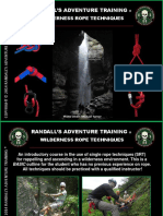 Wilderness Rope Techniques [RAT] {2014}