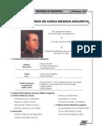 Historia de Venezuela - 1erS_11Semana - MDP