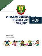 Kertas Kerja Orientasi Dan Transisi 2018