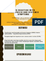 Drug Reaction With Eosinophilia and Systemic Symptoms
