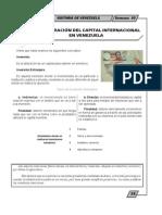 Historia de Venezuela - 1erS_3Semana - MDP