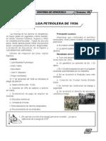 Historia de Venezuela - 1erS_9Semana - MDP