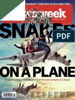 Newsweek International 10 November 2017
