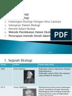 1. Ekologi 2017