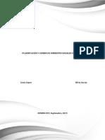 2015.Planificacion y Cambio en Ambientes Sociales Complejos