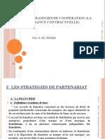 Thème 6 Les Alliances Stratégiques