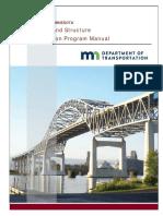 Bridge and Structure Inspection Program Manual