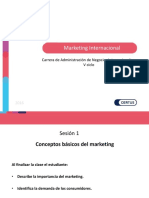 CANI VC Marketing Internacional 2016.1 PPT