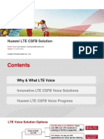 Huawei LTE CSFB Solution Main Slides V4.2