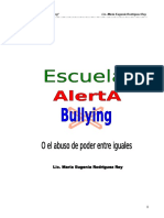 Alerta Bullying (Rodríguez Rey)