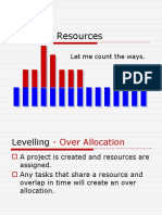 Levelling Resources