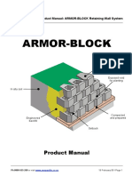 Armor-block Product Manual