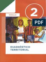 Proyecto Socio - Comunitario - Cap 2 - Diagnóstico Territorial