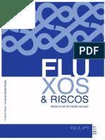 Fluxos & Riscos Vol.2, Nº1 (2017)