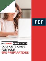 GRE Complete Guide