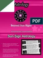 Beyond Sun Signs by Guru Maa Vidyavati