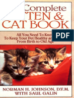 Johnson, Norman Henry - The Complete Kitten and Cat Book