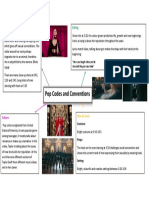 Pop Codes and Conventions Taylor S