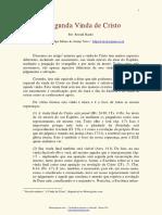 eBook Segunda Vinda Cristo Calvino