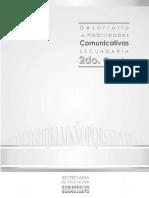 Desarrollo de Habilidades Comunicativas Cuadernillo de Apoyo 2012 Segundo Grado[1]