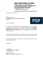 Invitaciones Jorge Tapuy