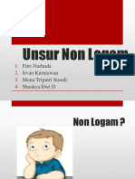 Unsur Non Logam persentasi.pptx