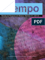 Revista de Pesquisa em Música - n°1 - Fames - Governo do Estado ...