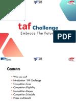 TAF Challenge Guidebook