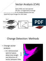 Change Vector Analysis (CVA)