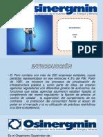 osinergmin diapositivas