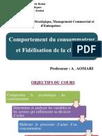 Comportement Du Consommateur Master MCE 2017