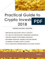Practical Guide to Crypto Investment 2018