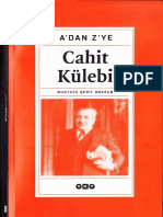 A'Dan Z'Ye - Cahit Külebi - Haz-Mustafa Şerif Onaran - YKY-2003