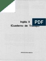 Cuaderno de Trabajo de Ingles 2
