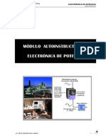 Manual Autoinstructivo de Electrónica de Potencia I