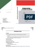 Manual de Serviço SY215-C8 (1)