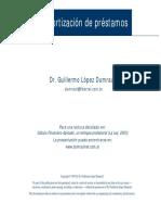 Sistemas de Amortización de Préstamos (Argentina)