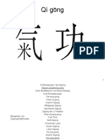 Qigong Methoden