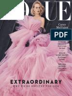 Vogue Australia January 2018