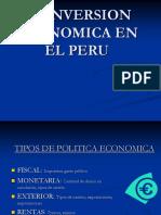 Econo Mica Del Peru