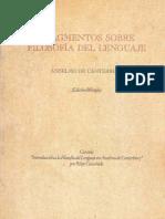 Anselmo de Canterbury - Fragmentos sobre filosofía del lenguaje (Castañeda, ed).pdf