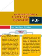 223945715 Analisis de Oro Fire Assay