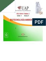 Clase 4 Biotecnologia Ambiental