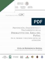 CM_Prevencion diagnostico y tratamiento de la dermatitis del area del pañal