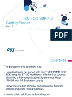 En.stm32PMSMFOCSDK Getting Started