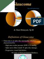 Kuliah Glaukoma Unila Dr. Rani