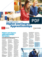 Complete Guide to Apprenticeships 201718