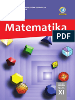 Kelas 11 SMA Matematika Siswa 2017
