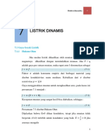 Bab 7. Listrik Dinamis